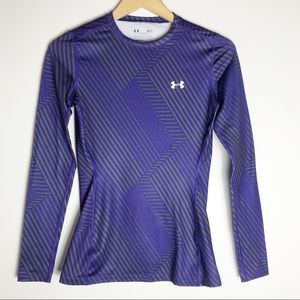 Under Armour ColdGear Fitted Long Sleeve Top